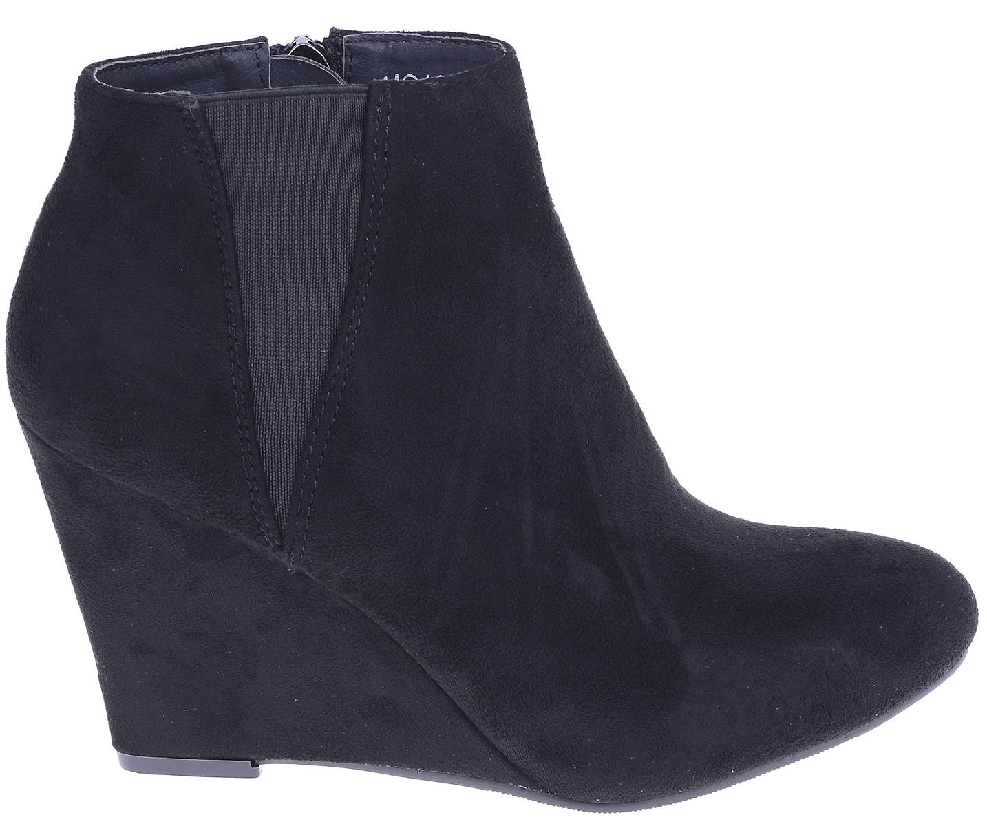 retro keilabsatz wedges ankle boots stiefeletten. Black Bedroom Furniture Sets. Home Design Ideas